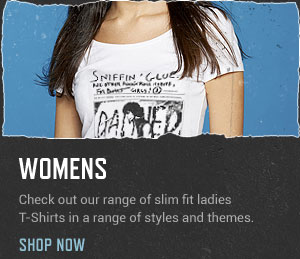 TShirtGrill; Ladies T-Shirts