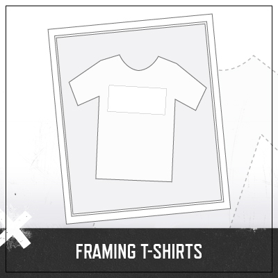 Fantastic T Shirt Wall Frame Ensign - Frames Ideas - ellisras.info