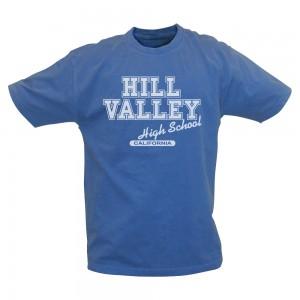 hill valley high school vintage