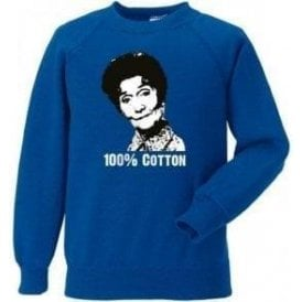 100% Dot Cotton (Eastenders) Sweatshirt