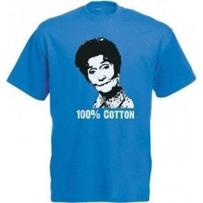 100% Dot Cotton (Eastenders) Vintage Wash T-Shirt