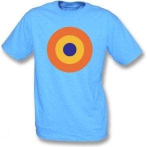 60's Mod Target As Worn By Keith Moon Of The Who T-shirt