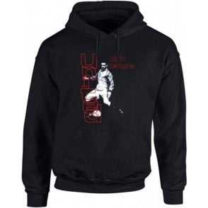 90's Eric Cantona (As Worn By Morrissey, The Smiths) Hooded Sweatshirt