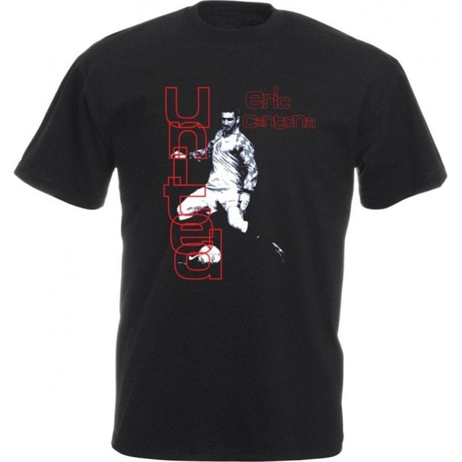 90's Eric Cantona (As Worn By Morrissey, The Smiths) T-Shirt