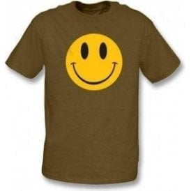 90's Smiley Face T-Shirt