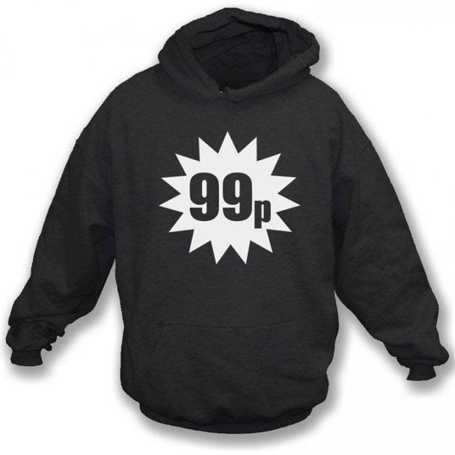 99p (As Worn By Damon Albarn, Blur/Gorillaz) Hooded Sweatshirt