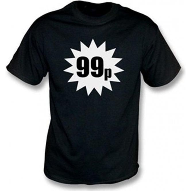 99p (As Worn By Damon Albarn, Blur/Gorillaz) Kids T-Shirt
