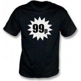99p (As Worn By Damon Albarn, Blur/Gorillaz) T-Shirt