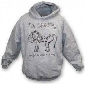 A Liger! Hooded Sweatshirt