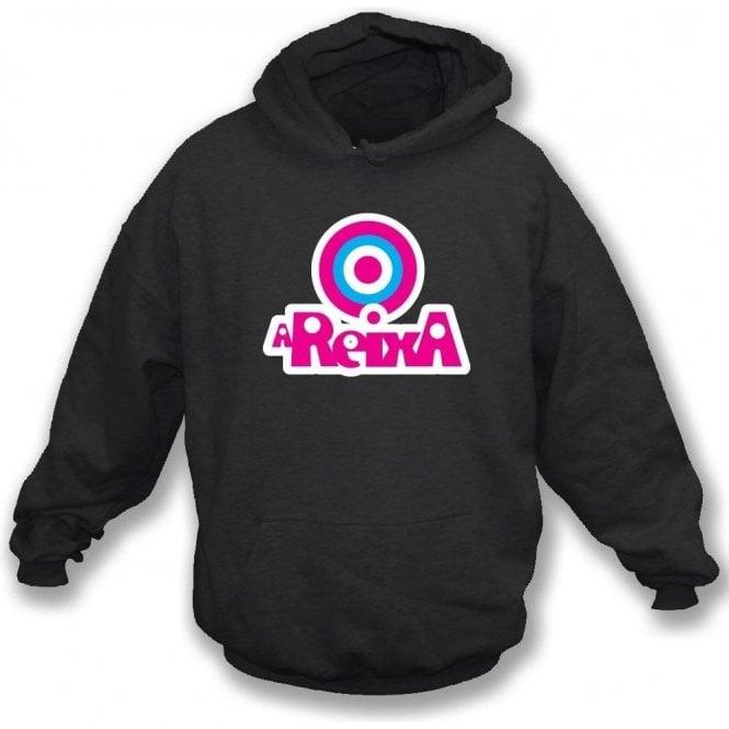 A Reixa (As Worn By Joey Ramone, Ramones) Hooded Sweatshirt
