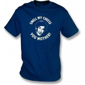Alan Partridge Smell My Cheese You Mother! T-shirt