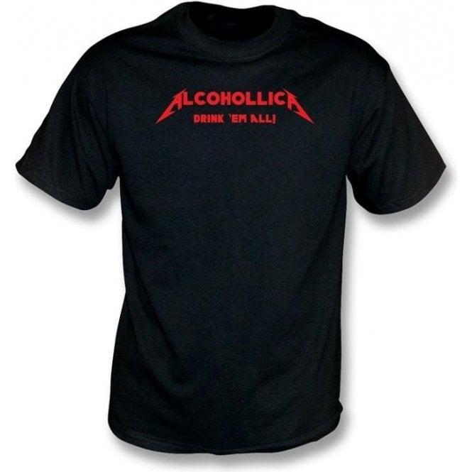 Alcohollica T-shirt
