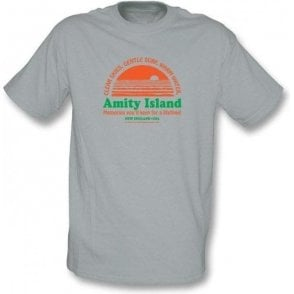 Amity Island (Inspired by JAWS) T-shirt