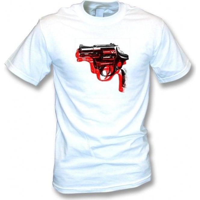 Andy Warhol Gun Collage T-Shirt