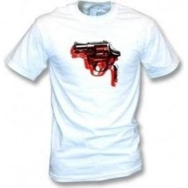 Andy Warhol Gun Collage T-Shirt