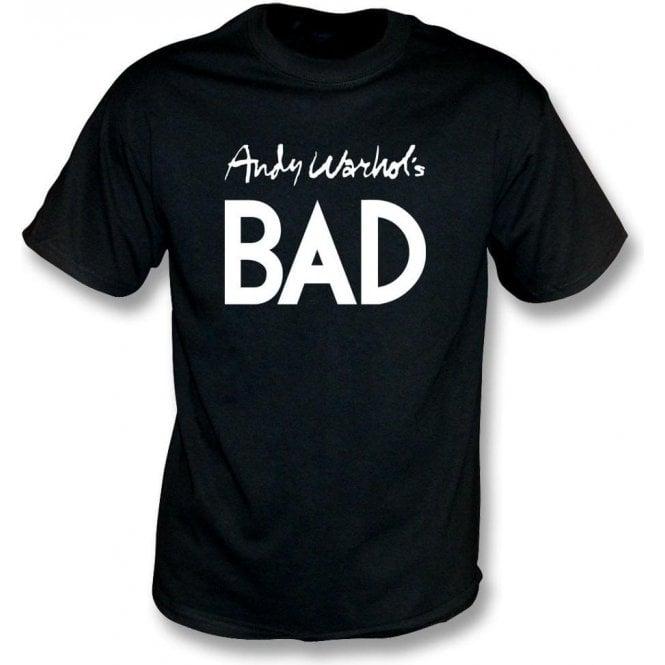 Andy Warhol's Bad (As Worn By Debbie Harry, Blondie) T-Shirt