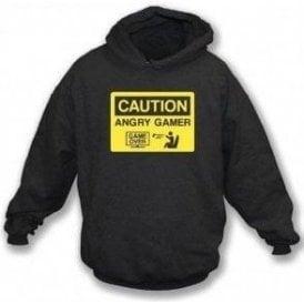 Angry Gamer Hooded Sweatshirt