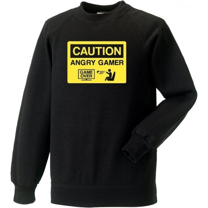 Angry Gamer Sweatshirt