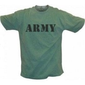 Army Vintage Wash T-Shirt