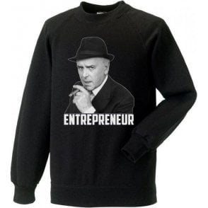 Arthur Daley - Entrepreneur (Inspired by Minder) Sweatshirt