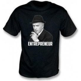 Arthur Daley - Entrepreneur (Inspired by Minder) T-Shirt