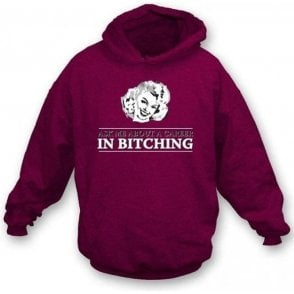 Ask me about a career in bitching Hooded Sweatshirt