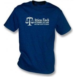 Atticus Finch (To Kill A Mockingbird) T-Shirt