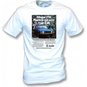 Austin Allegro Advert Kids T-Shirt