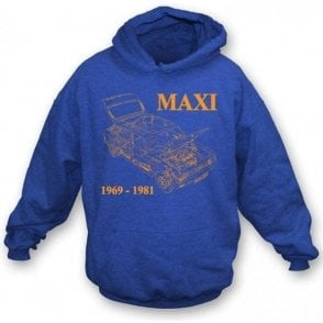 Austin Maxi Hooded Sweatshirt