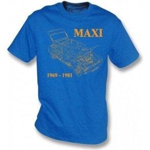 Austin Maxi T-shirt
