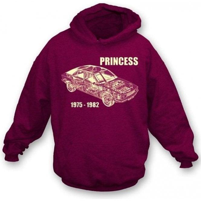 Austin Princess Hooded Sweatshirt