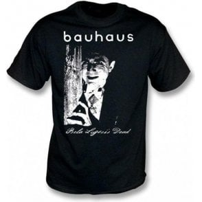 Bauhaus Bela Legosi's Dead T-shirt