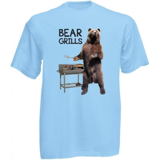 Bear Grills Kids T-Shirt