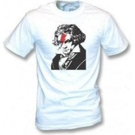 Beethoven Bowie T-Shirt
