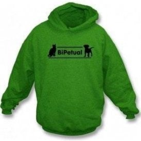 Bi-Petual Hooded Sweatshirt