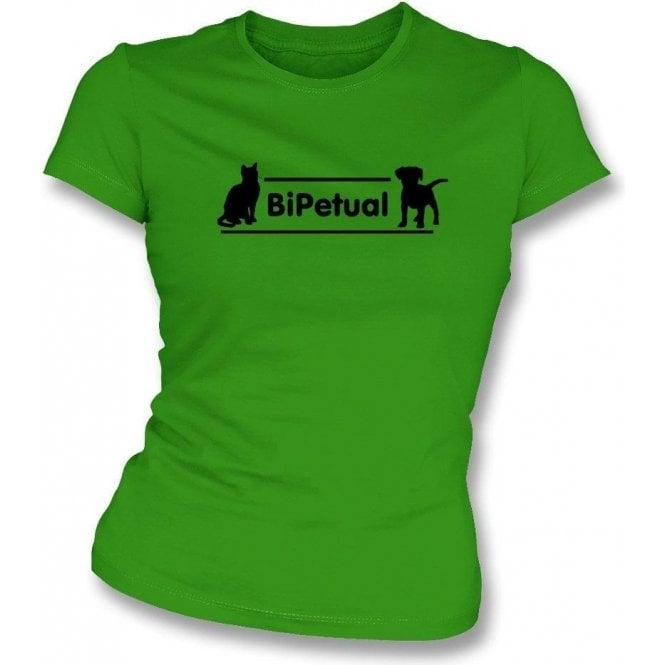 Bi-Petual Womens Slim Fit T-Shirt