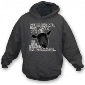 Black Sheep Of The Family Hooded Sweatshirt