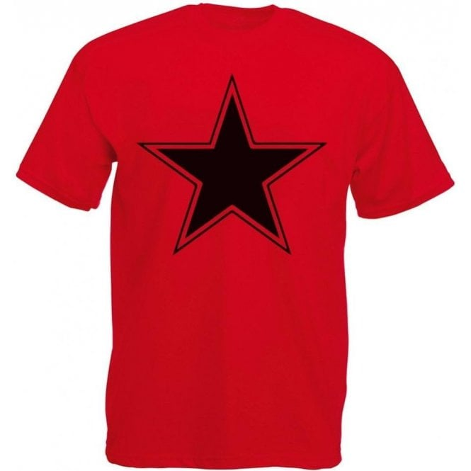 Black Star (As Worn By Paul Weller, The Jam) Kids T-Shirt