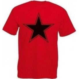 Black Star (As Worn By Paul Weller, The Jam) T-Shirt