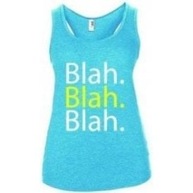 Blah Blah Blah Women's Tank Top