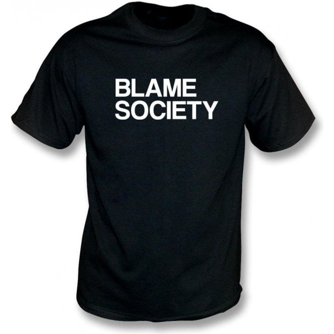 Blame Society (As Worn by Jay-Z) Kids T-Shirt