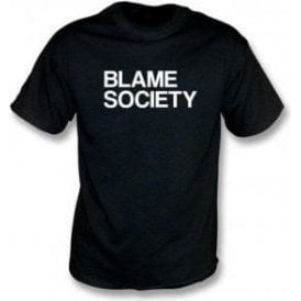 Blame Society (As Worn By Jay-Z) T-Shirt