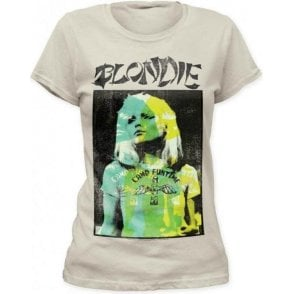 Blondie Bonzai Womens Short Sleeve Jersey T-Shirt