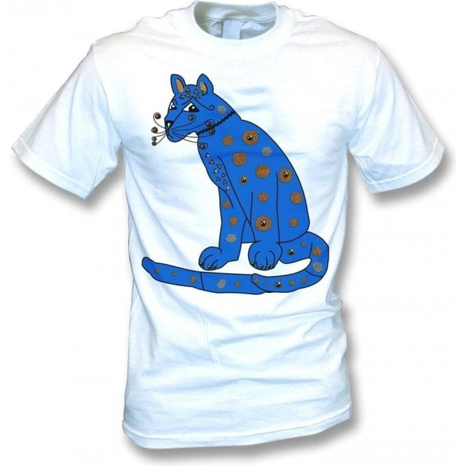 Blue Cat (As Worn By Agnetha Faltskog, ABBA) T-Shirt