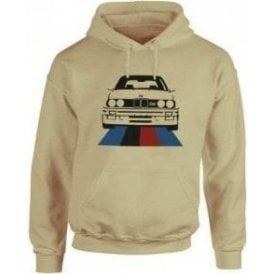 BMW M3 Front Hooded Sweatshirt