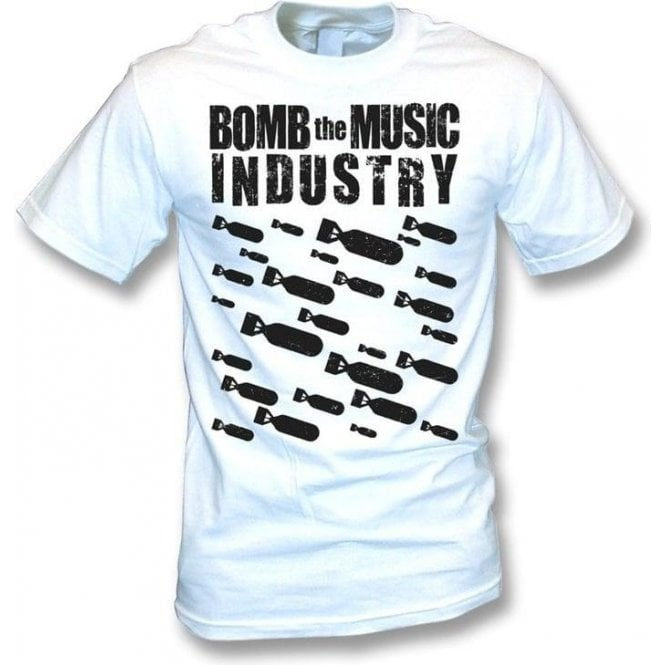 Bomb The Music Industry T-shirt