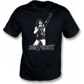 Bon Scott - Tribute T-shirt