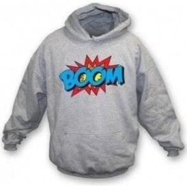 Boom Hooded Sweatshirt Grey