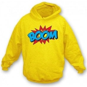 Boom Hooded Sweatshirt Lemon