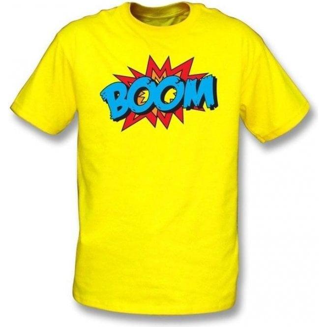 Boom T-shirt Lemon